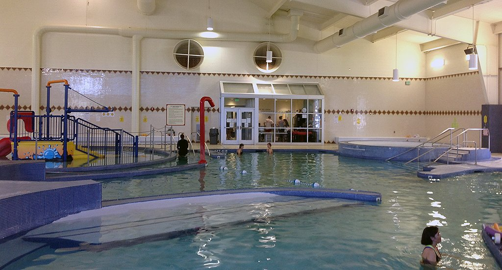 Claude Moore Recreation Center Paddock Evacuator Indoor Pool Air Quality Experts