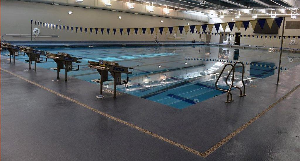 Aquatic Center Queens College Aquatic Center