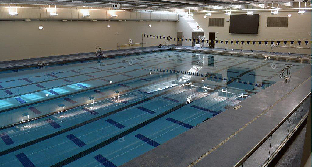 Queens University Of Charlotte Paddock Evacuator Indoor Pool Air Quality Experts