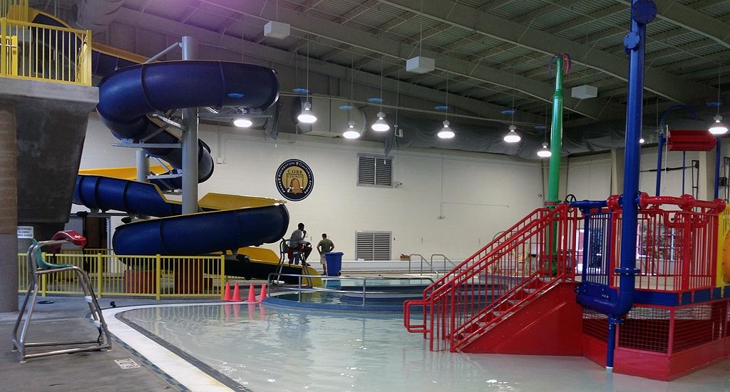 Aquatic Center Indy Island Aquatic Center