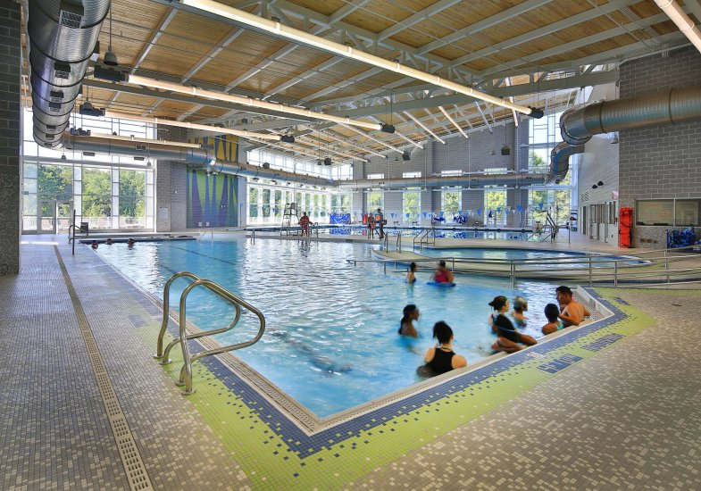 University Of North Carolina Greensboro Paddock Evacuator Indoor Pool Air Quality Experts