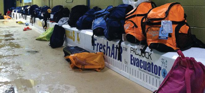 Swim Practice at JCSU