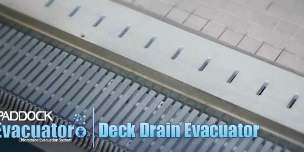 Deck Drain Evacuator Paddock Evacuator Indoor Pool Air Quality Experts